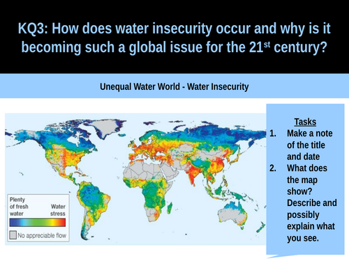 5.7a Water insecurity