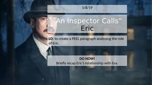An Inspector Calls - Eric