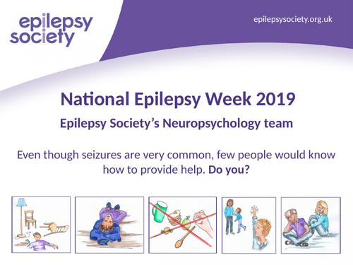 National Epilepsy Week Assembly