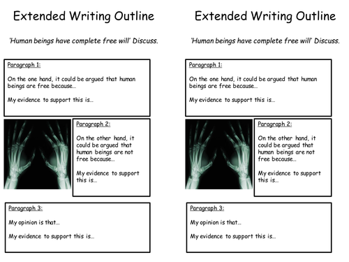 KS3 SOL on 'Do we have a choice?'