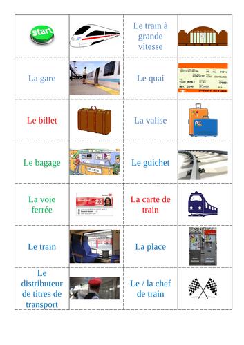 AQA Studio GCSE French (Higher) - Module 5 - En route - Page 107
