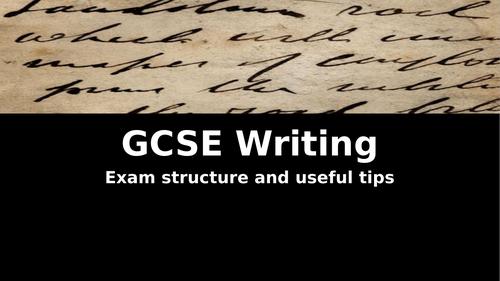 AQA GCSE Spanish writing workshop- 90 words and basics