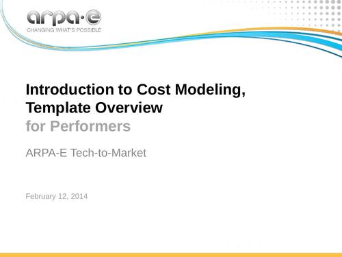 QM014 Cost Model V002