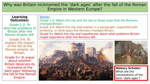 KS3 Intro to Crime & Punishment (Medieval England)