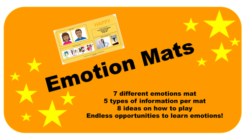 Feelings Mats for Emotion Understanding