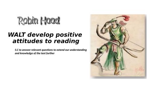 Robin Hood Comprehension (general)