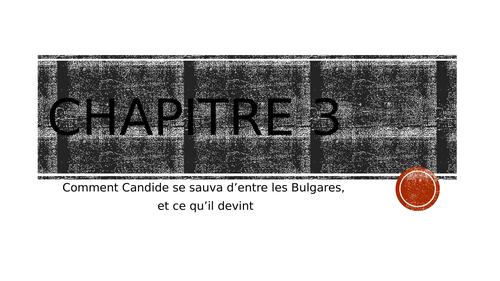 Candide - citations du chapitre 3