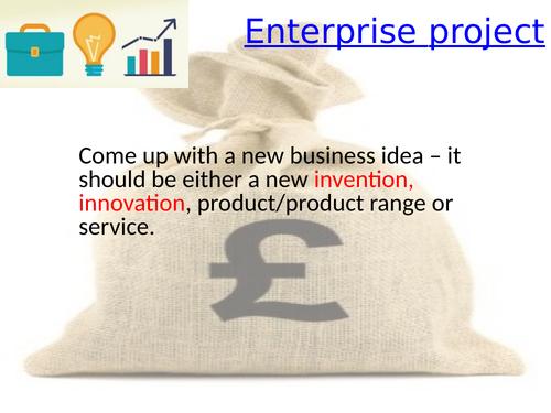Business introduction enterprise project