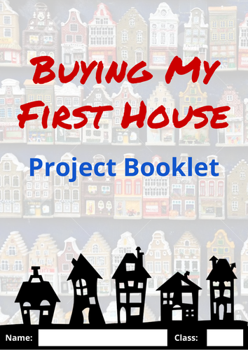 End of Year Project - Buying My First House