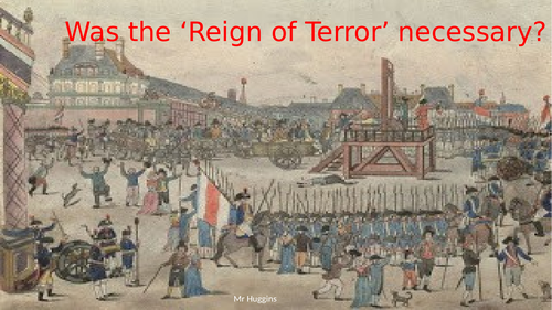 Card Sort Source Analysis: Was the 'Reign of Terror' Necessary?