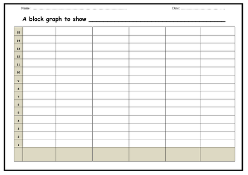 Block Graph Template
