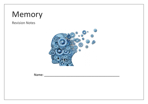 Memory revision maps