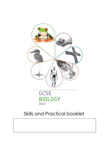 Biology ONLY Practical Skills Booklet