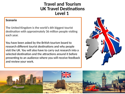 Travel and Tourism - UK Travel Destinations