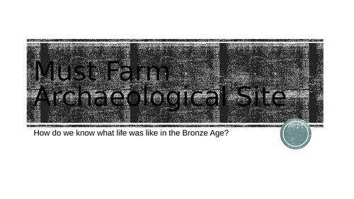 Bronze Age: Archaeology and artefacts