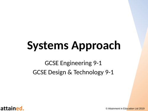 Electronics Theory - Systems Approach