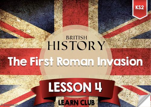 KS2 BRITISH HISTORY LESSON 4