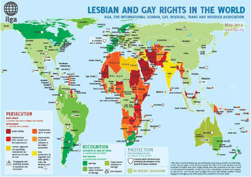 Lesson 12 - Gay civil rights movement USA