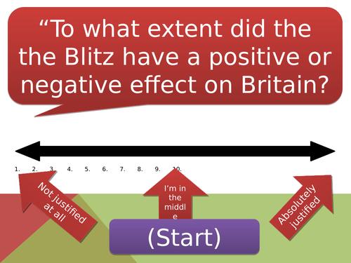 Blitz Assessment