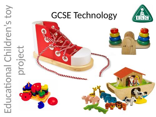 GCSE Technology Educational TOY