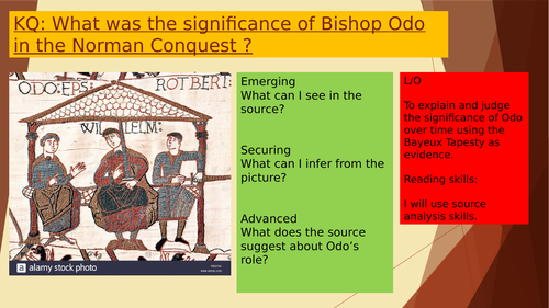 Who is Bishop odo