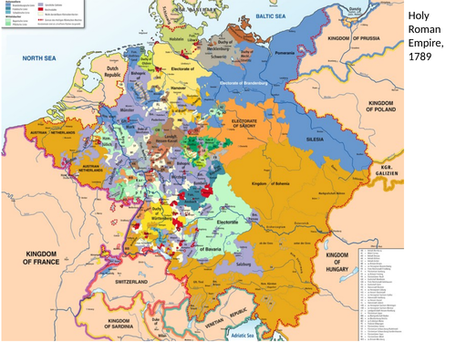 Germany 1849-62