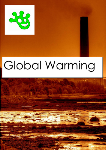 STEM resource - Global Warming Worksheet