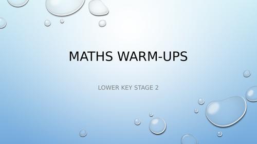 5 a day maths