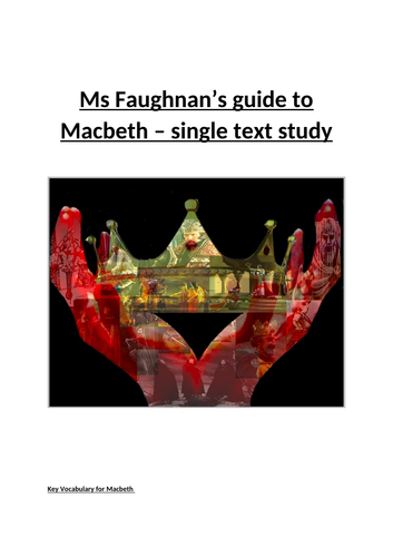 Superlative of Macbeth Resources