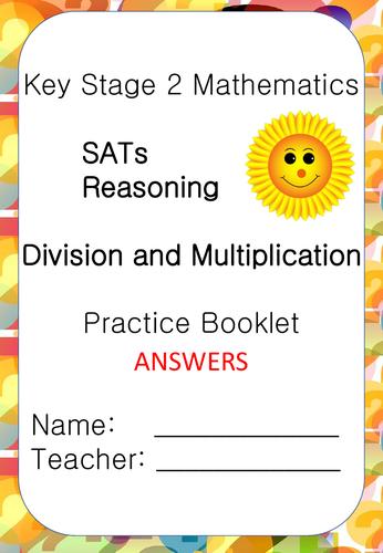 SATs Reasoning Booklet Division/Multiplication