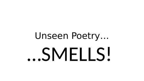 KS4, Eng Lit, Unseen Poetry, 2 lessons, 2 poems, Jackie Kay, Peter Redgrave, mnemonic, exam practice