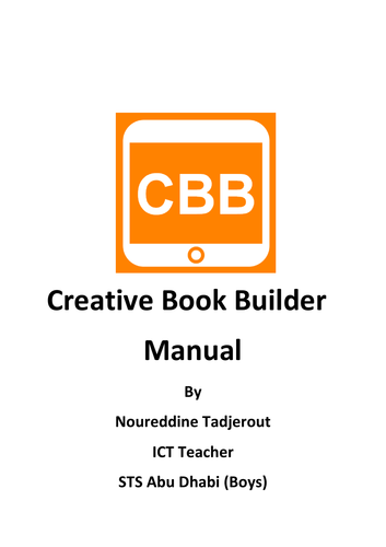 Step by Step Creative Book Builder Manual