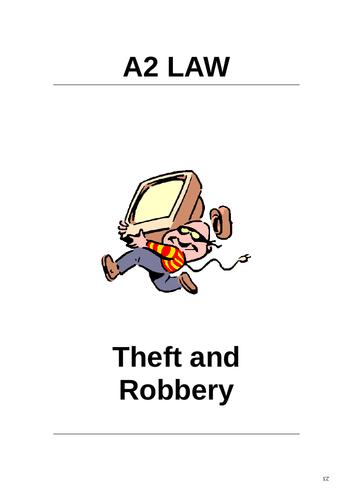 Theft & Robbery