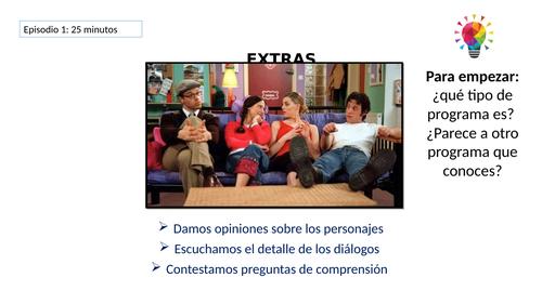 Extra - programa de televisión español