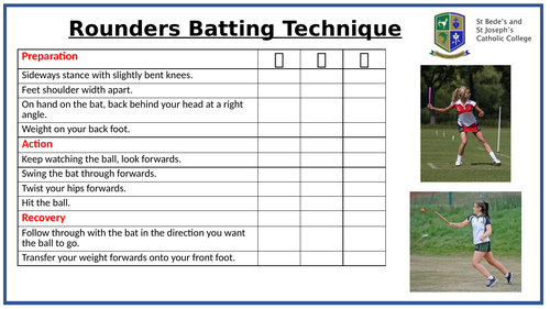 Rounders Peer Assessment Cards