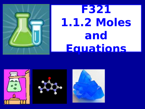 Year 12 Chemistry - Module 2 - Foundations in Chemistry - Empirical formula