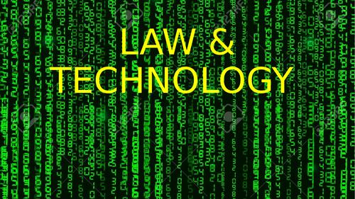 Law & Technology Slides - A level
