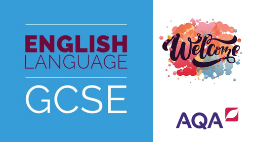 Introduction GCSE English session