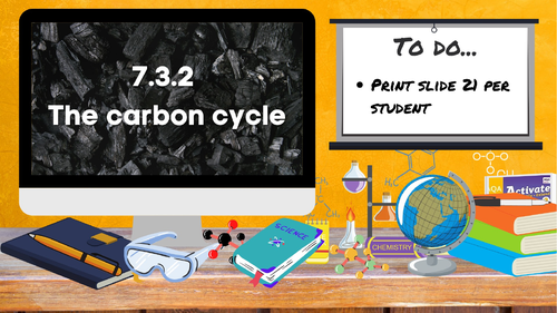 KS3 AQA Activate 7.3.2 The carbon cycle
