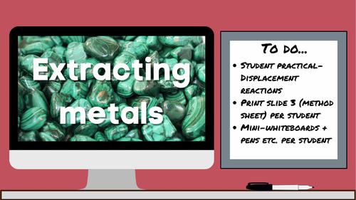 KS3 AQA Activate 7.4.1 Extracting metals