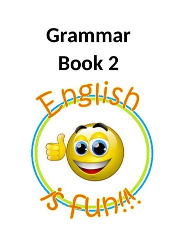 Grammar Book 2- Adjectives