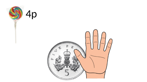 Change from 5p and 10p Year1