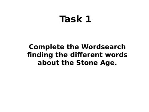 Stone Age Beliefs