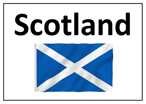 Scotland - TITLE Page