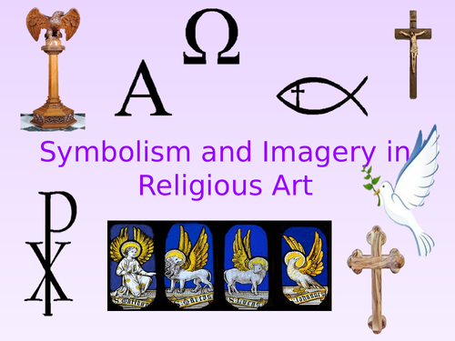 Symbolism and Imagery in Christian Art