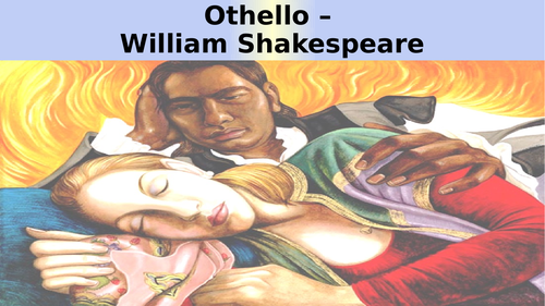 Othello overview