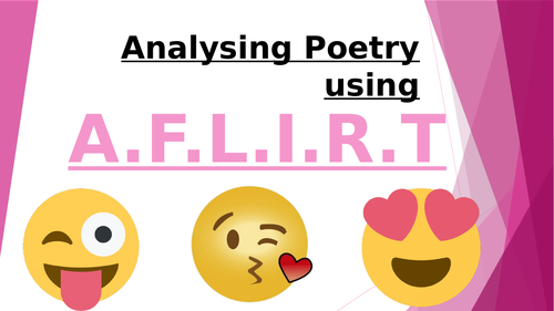 AFLIRT Poetry
