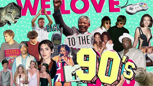90's (Back to the 90's)