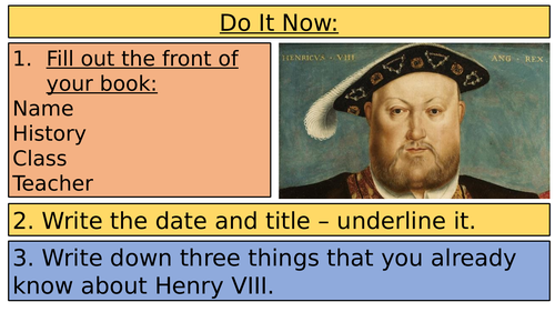 Should Henry VIII be regarded as a tyrant?