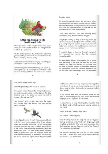Week 1 -  Guided Reading weekly planning and resources for whole class read.